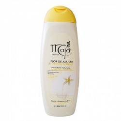 Gel de baño Maja azahar 400 ml