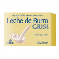 Dermojabón Grisi Leche de...