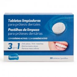Tabletas limpiadoras Senti2...