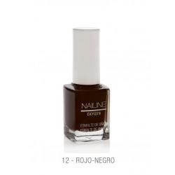 Nailine Oxygen 12 Rojo Negro