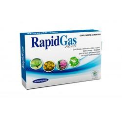 Rapidgas Plus 30 cápsulas...